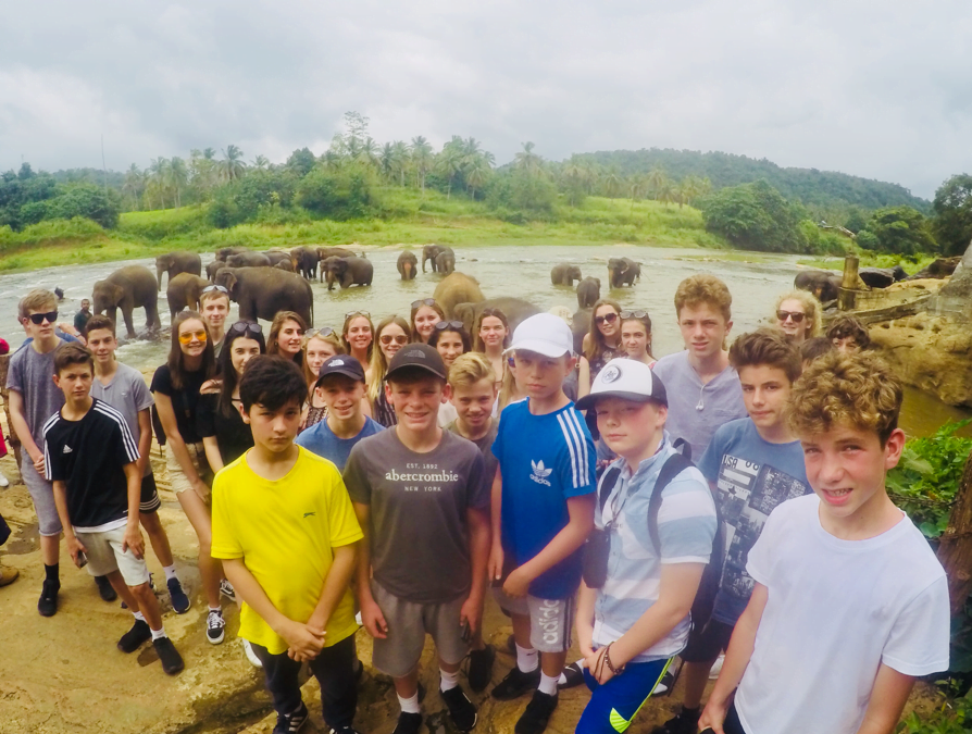 Sri Lanka Tour | Claverham Community College