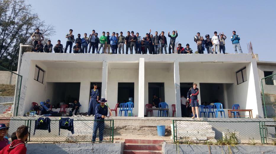 Napal-stadium