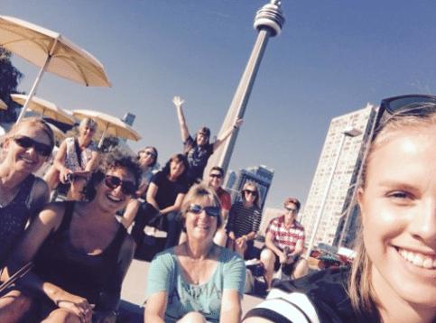 Tour Blog: MCC Women in Canada
