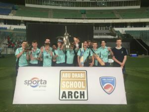 Eton College Winners of 2018 School ARCH Cricket Tournament Sporta Tours