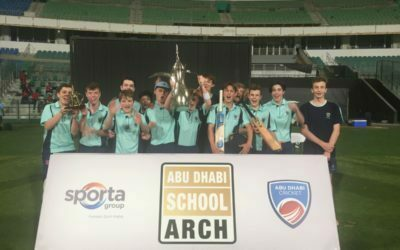 Eton College Win Abu Dhabi ARCH Cricket Tournament