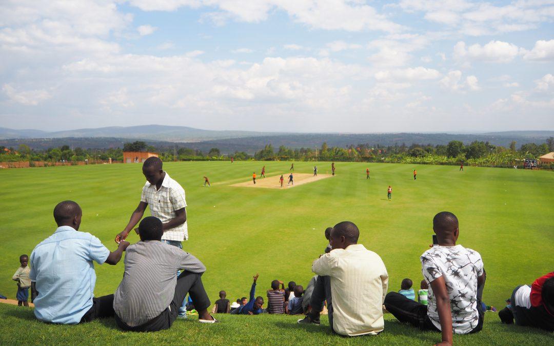 Bringing a Home of Cricket to Rwanda