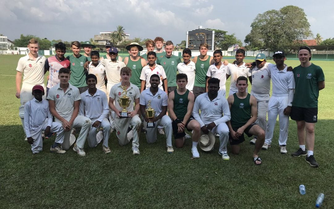Lifetime Memories from Sri Lanka for St. John's