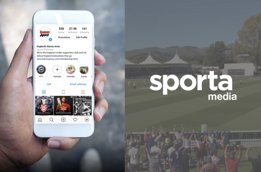 Introducing Sporta Media