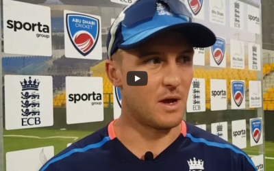 Jason Roy talks Sporta