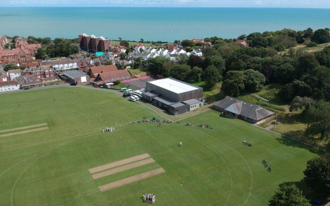 Cricket Festival with Development Focus