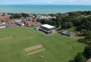 CrickFest 2019 Eastbourne view