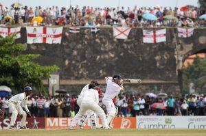 England at Galle Sri Lanka