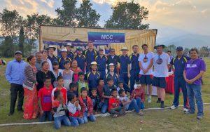 MCC Nepal Legacy Tour 2019 Sporta Tours