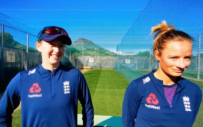 England Women Training Camp at La Manga