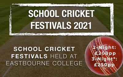 Enter our School Cricket Festivals this Summer