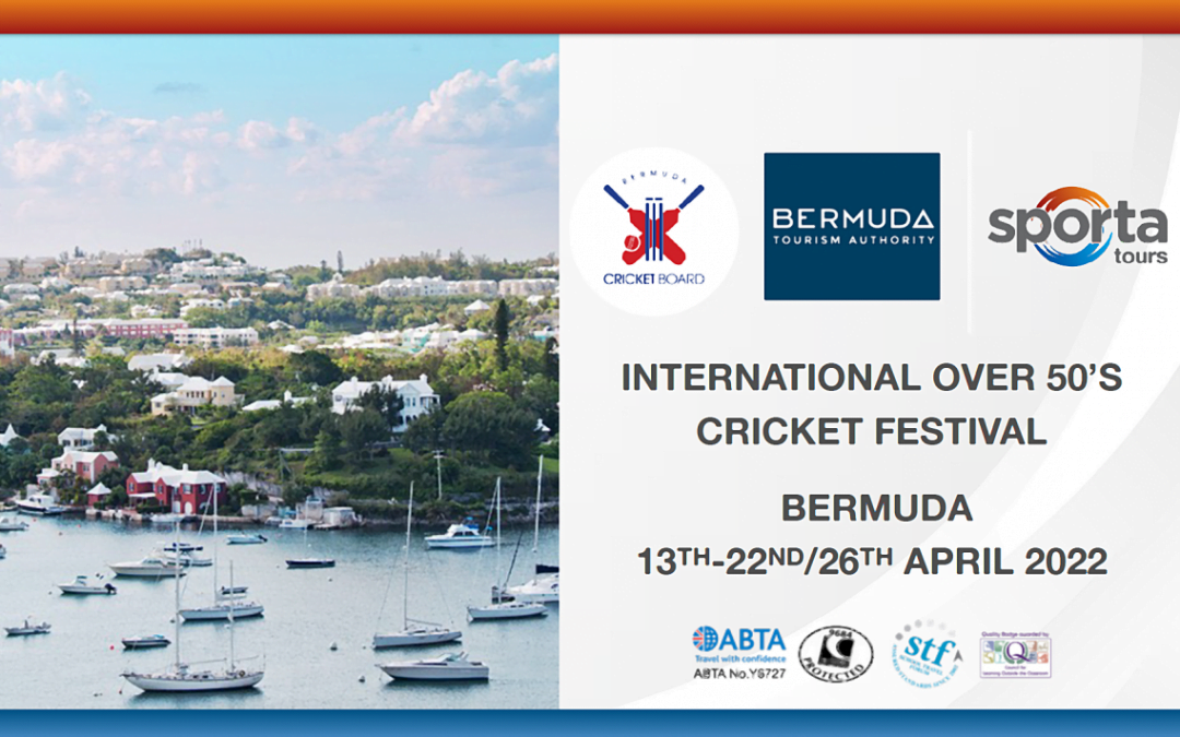 Join us in Bermuda next year