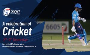 Dubai 7s Cricket Tournament