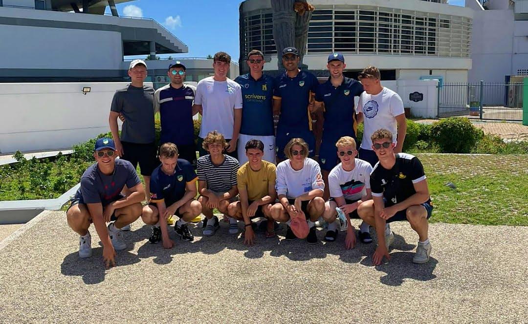 University of Nottingham Men's CC Cricket Tour with Sporta