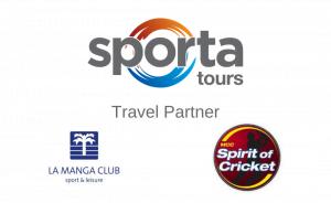MCC Spirit of Cricket T20 Travel Partner